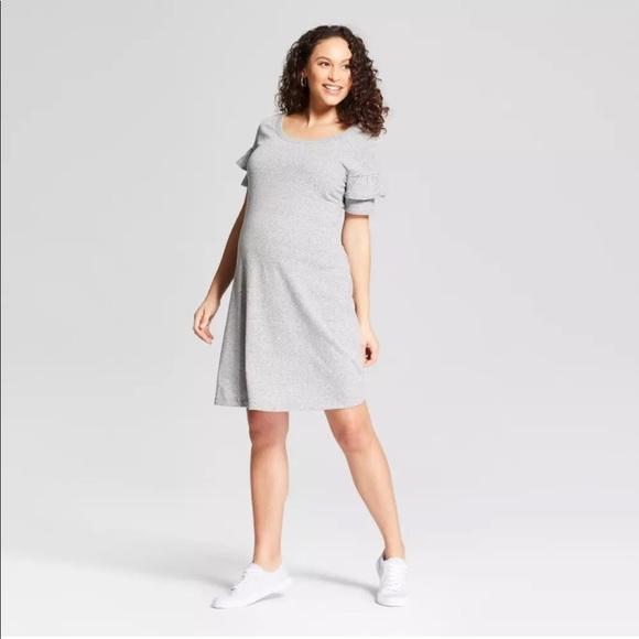 851b1f7f587e4 Ingrid & Isabel Dresses | Ingrid Isabel Womens Maternity Dress Sz ...